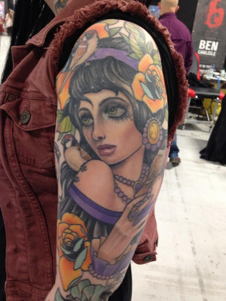 Arm by Crispy Lennox