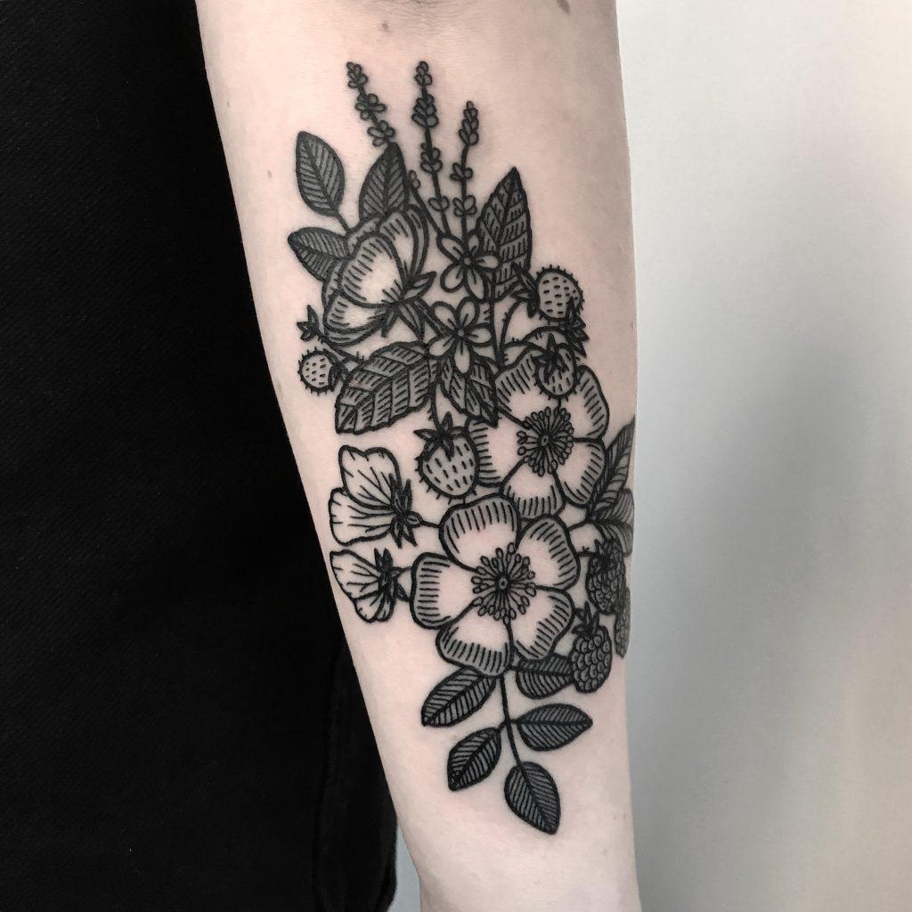 Interview with Tattoo Artist Deborah Pow |